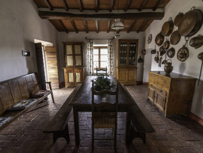 Casa Padronale + Monolocale La Cantina